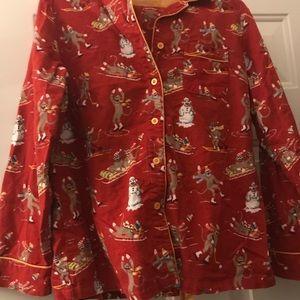 Size small pajamas